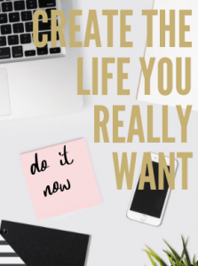 amanda murdoch coaching - create the life you really want